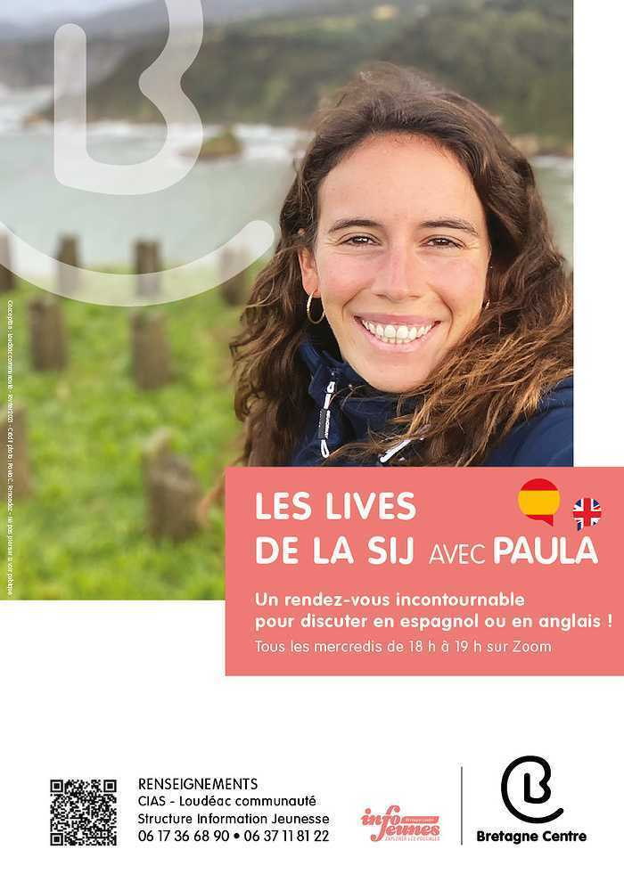 11-25 ans : Live en Anglais ou en Italien 0